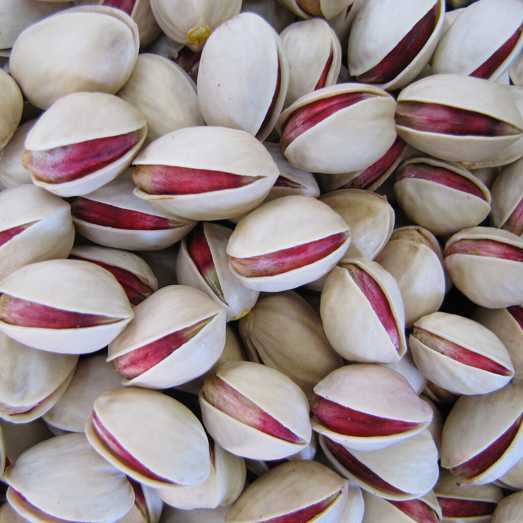 "Mechanically Opened Inshell pistachios – ""MO"""